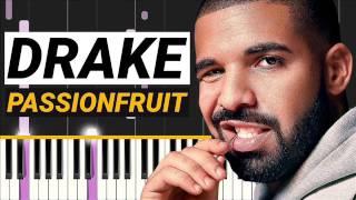 Drake   Passionfruit AUDIO