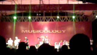 """Live Musicology"" Amtenar - Anak Pulau"