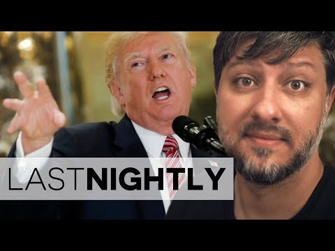 #UniteTheWrong №5: Trump's Response (LAST NIGHTLY №66)
