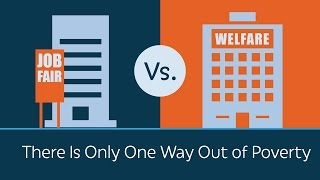 There Is Only One Way Out of Poverty
