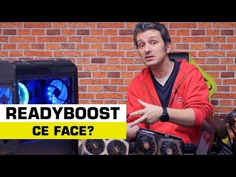 Ce este ReadyBoost?