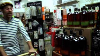 Captain Gaye • Party Shopping at Topline Wine & Spirits • Video Yelp Review
