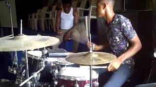 david Samuel - Aka by Tim Godfrey (Drum Cover)