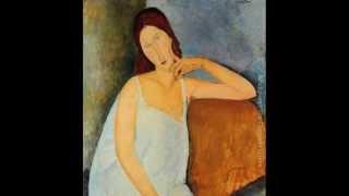 Schubert's Fantasy D934, Andante molto ... Modigliani & Jeanne
