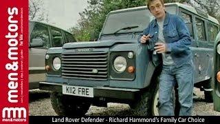 Land Rover Defender - Richard Hammond's Family Car Choice