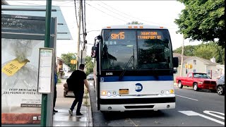 MTA express bus changes: first workday commute