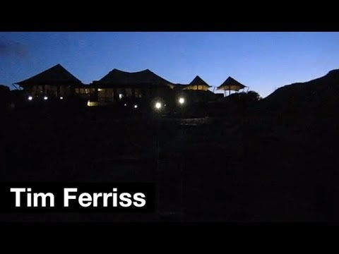 Dwyka Lodge at Sanbona Game Reserve, South Africa | Tim Ferriss