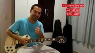 Seu nome é Jesus   Fernandinho   Guitarra Solo Refrão