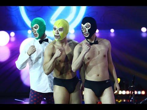 Mask Performers au stârnit hohote de râs în platoul iUmor
