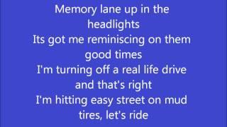 Dirt Road Anthem Lyrics Jason Aldead