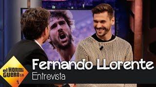 """Llorente: """"En Italia los entrenamientos son más duros"""" - El Hormiguero 3.0"""