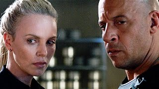 Vin Diesel Makes Out With Charlize Theron - Fate Of The Furious Trailer