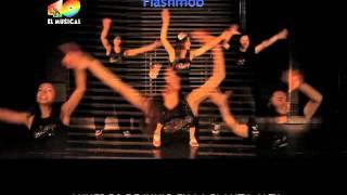 40 El Musical - Flashmob 'I gotta feeling' en Las Palmas de Gran Canaria