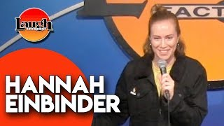 Hannah Einbinder   Comedian Bonds with Heckler   Laugh Factory Stand Up Comedy