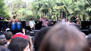 Criolo - Lion Man ao vivo no Inhotim