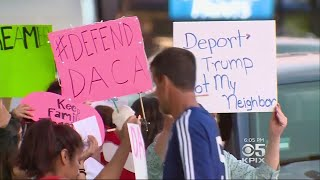 California Attorney General Sues Over Proposed End To DACA Program