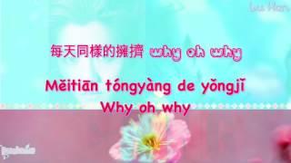 Luhan 鹿晗 - Say It (夜行記) - lyrics
