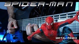 Spider Man 1 Main Theme | METAL REMIX