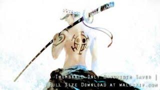 One Piece -【AMV】Trafalgar D. Water Law Vs Smoker