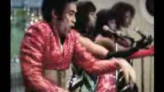 Ohra commercial with Bobby farrell of Boney M