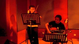Paganini Violin & Guitar Duet No. 1 M.S. 110