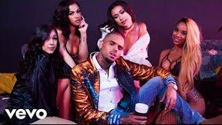 Chris Brown - Flexing ft. Lil Wayne, Quavo (Official Audio)
