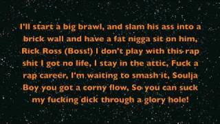 Hopsin - Sag My Pants [Lyrics]