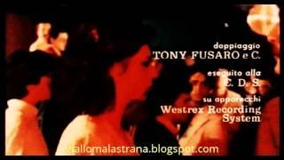 """HOTEL POR HORAS (""""El hotel de oro""""; Dir. Roberto Bianchi Montero 1981) con Marina Frajese"""