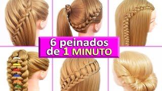 peinados para la escuela faciles y rapidos con trenzas casuales para cabello largo