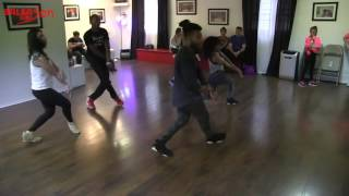 Dereke Thompson HipHop at RGVLDF16 by Salsa con Son
