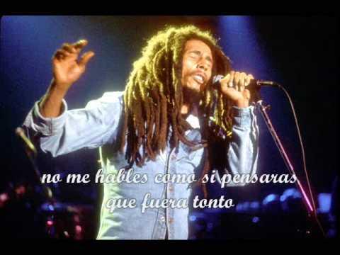 Waiting In Vain En Espanol de Bob Marley Letra y Video