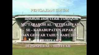 Rebana AL-Hidayah desa rengging part 1