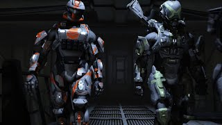 Red vs. Blue: Heathens (Action Montage)