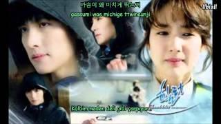 (Healer OST Part 3) Tei – Words My Eyes Say (눈이 하는 말) Türkçe Altyazılı(Hangul)