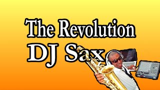 Teaser - The very first video of The DJ Revolution, - Deep House Sax 2016