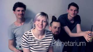 Planetarium - Amore (live)   Småll Sessions Live