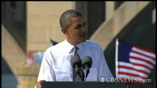 """Obama rips """"In God we trust"""" vote"""