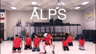 """Alps"" - Novo Amor & Ed Tullett 