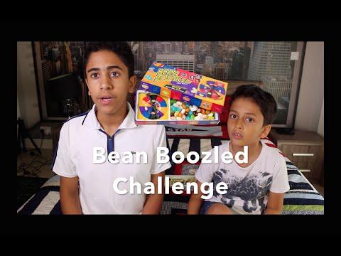 Bean Boozled Challenge | تحدي الحلاوة المعفنة