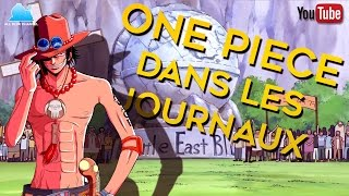 One Piece - Flash Info - EP3 - One Piece Dans Les journaux ! | Part.1