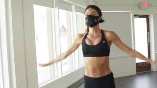 Bring on the Intensity   All New High Altitude Training Mask