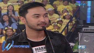 Wowowin: Mark Carpio, ibinahagi ang istorya ng awit na 'Hiling' width=
