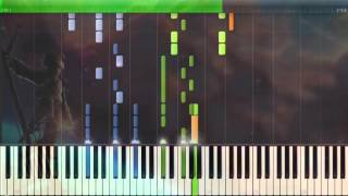 Treasure Planet (i'm still here) john rzeznik ( Jim's theme ) synthesia