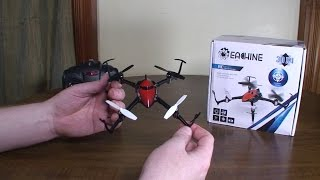 Eachine - 3D X4 - Review and Flight