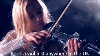 Palladio - solo electric violin