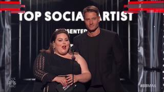 BTS WINS TOP SOCIAL AWARD AT BBMA'S 2018