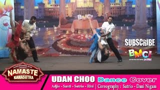 UDAN CHOO | Dance Cover | Banjo | Riteish Deshmukh, Nargis Fakhri | Vishal & Shekhar width=