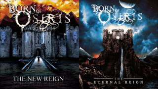 Born of Osiris - Abstract Art (Original and Re-recorded Version Played at the Same Time)
