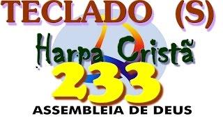 233-  A  CEIA  DO  SENHOR  -  SOLO  NO  TECLADO