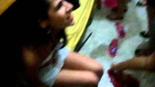 XI COMIC   Muvuca no quarto das meninas